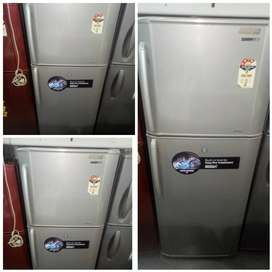 5 year warranty Samsung double door fridge with AT just RS/9500 only