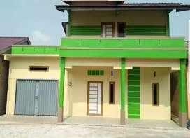 Dijual cepat rumah murah baru kotamadya