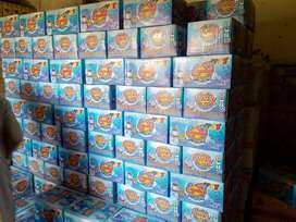 Need distributers for soap in quetta and all Balochistan