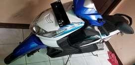 Honda beat 2011 mulus