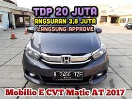 Tdp 20 JT Angs.3,8 JT, Mobilio E CVT Matic AT 2018/2017