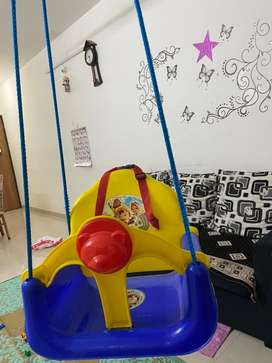 Swing for kids or palna for baby