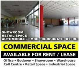 Commercial Godown/Shops/Resturant/office Etc.available for rent