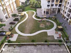 3 BHK FURNISHED SOUTH FACING AIRY FLAT WITH EXCELLENT VIEW.