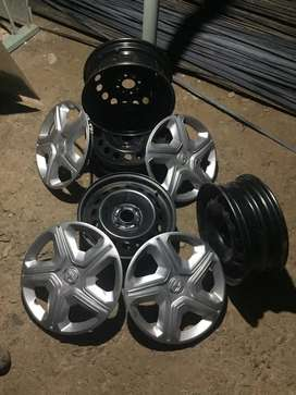 Brand new wheel drum with wheel cup