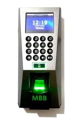 Finger Print Murah Mesin Absen Dan Akses Kontrol Pintu Lengkap MBB R18