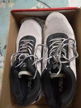 Fila sports men running shoes 9UK size