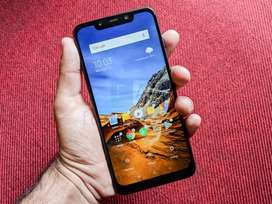 Poco f1 1 year old, 6gb 64 model. With 18w fast charger