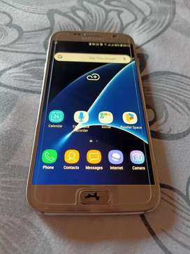Samsung Galaxy S7 Gold for exchange or sell