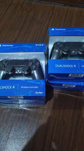 Dualshock 4 Wireless Controller for PS4, PS3, PC, Smartphone