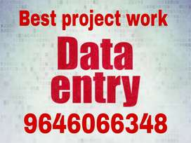Comfortable work  urgent opening fixed salary data entry jobs now