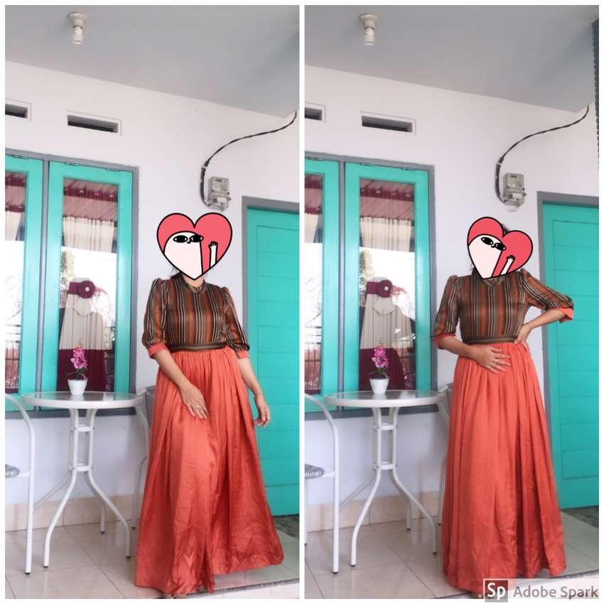 Baju dress muslim 0