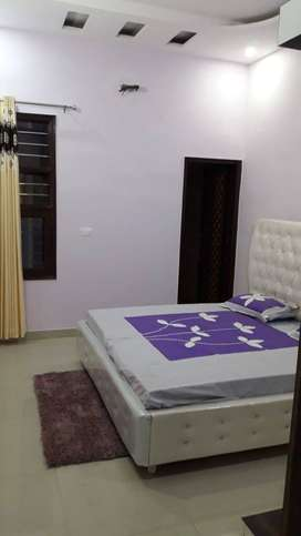 2 BHK FULLY FURNISHED FLAT ONLY IN 19.90 AT SECTOR 127,MOHALI