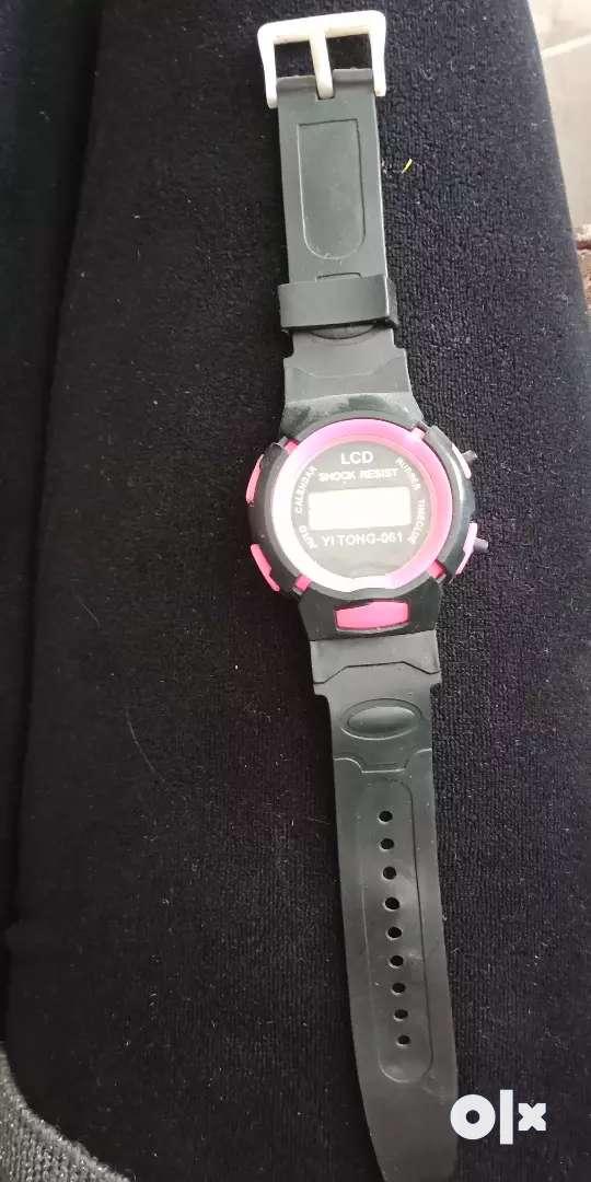 Girl Wrist Watch 0
