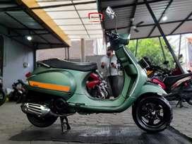 Antik Odo 700‼️ Vespa S 125 iget 2020 super like new, Zaky Mustika