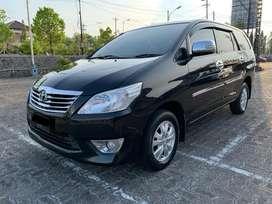 Toyota innova 2013 G Manual Bensin