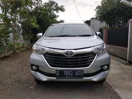 Toyota Avanza manual type G 2015 Bandung Kota