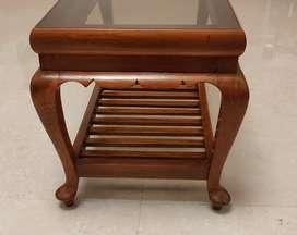 Royal Sagwan Wood Centre Table
