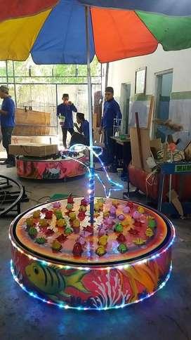 Pancingan elektrik ikan magnet Harga PROMO odong odong kereta NP