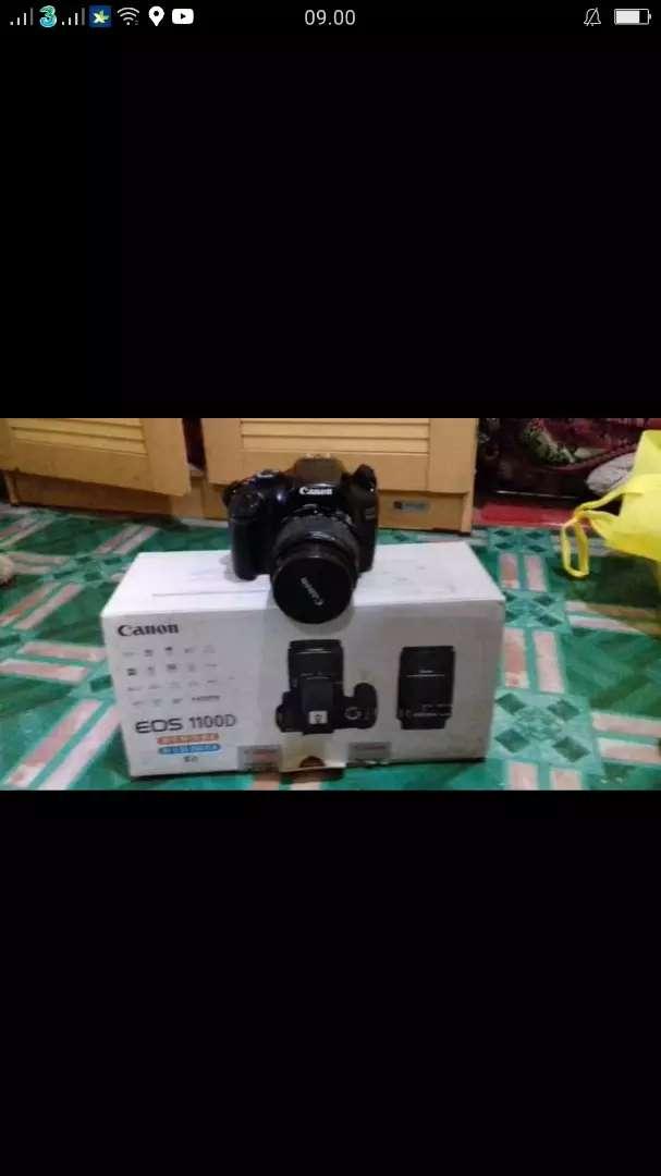 Canon 1100D full set.atau tukar tambah 0