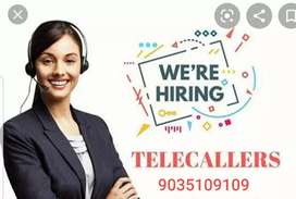 Female Telecallers required immediately