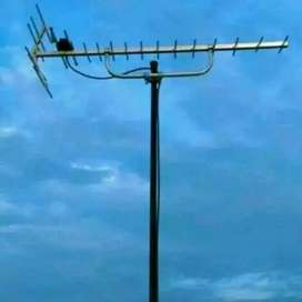 Antena Tv Analog Digital Gambar Bagus