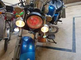 Road Prince Chopper 150Cc