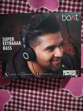 Boat Headphone