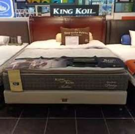 Dijual Kredit Spring Bed