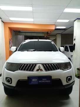 Mitsubishi pajero sport 2.5 exceed 2009 murah, bisa tukar tambah
