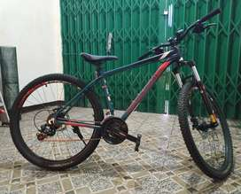 Sepeda Gunung MTB Bike 27.5 Polygon Cascade 4 Original (Second)