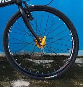 #WTS Wheelset 20+ atau 22 451 lengkap