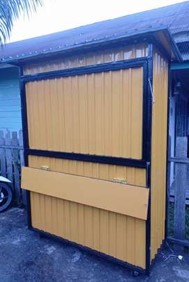 Booth Container Murah Siap Pakai