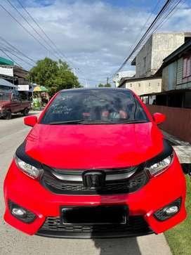 Honda Brio Satya E CVT 2019