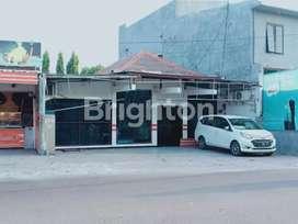 Rumah Usaha Dekat Merr Rungkut, Baruk, Nirwana, Pandugo Jalan Ramai