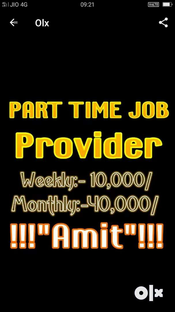 MOST OPPORTUNITY WEEKLY 10,000/ HOME BASED JOB EARNINGS 0