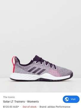 Sepatu Adidas Solar LT Trainers Women