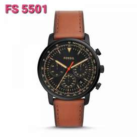 Jam Fossil FS5501 Original