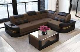Newly made  sofa set direct from manufacturers at factory price
