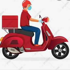 urgent requirement Food/Grocery Delivery Boys/Girls Mumbai &Thane