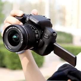 Canon LP-E17 (Baterai ASLI) untuk kamera Canon EOS M3/M5/750D/760D