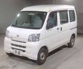 Daihatsu Hijet2014on Easy EMI process 20%D.P One Step Solution Pvt.Ltd