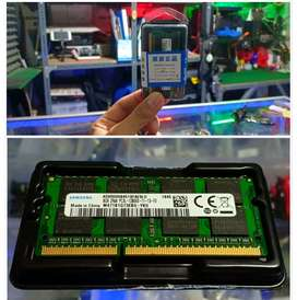 RAM/Memory Laptop 8Gb DDR3 PC12800L New Diskon termurah