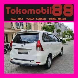Toyota Avanza G Manual 1.5 CC nik 2012(bisa credit)