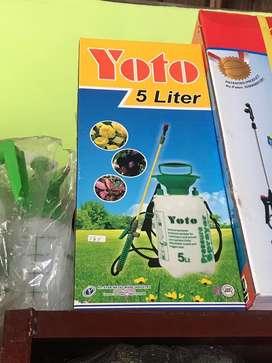 Sprayer Yoto 5L