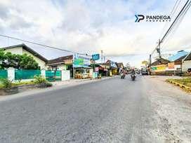 Tanah SHMP Cocok Kost, Usaha Tepi Jalan Raya di Jln IKIP PGRI Bantul