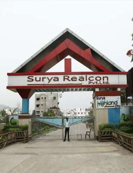 2 BHK ready to move flat in Surya Realcon City
