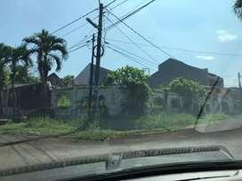 Kavling posisi huk , BSD city , Banten