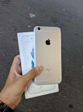 IPHONE 6S PLUS 32GB RESMI IBOX FULSET ORI, MULUS NO MINUS,