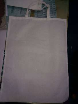 Tailoring work for cloth bags